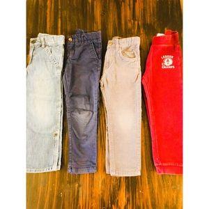 Joggers/ Corduroy/ Jeans/ Dress-Up Pants